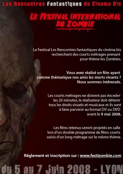 Appel à courts métrages Zombies - jusqu'au 9 mai ! Appel_zombie